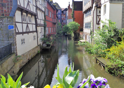Wer kennt das Kleinvenedig von Wolfenbüttel ?